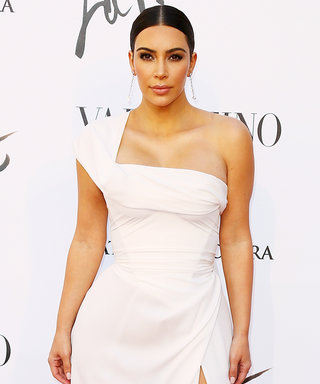 Kim Kardashian Channels an Ancient Roman Empress at the Opera with Kanye West