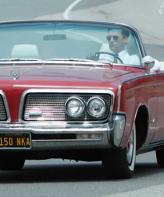 Mad Men Auction to Feature 1,500 Items—Including Don's Convertible