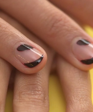 Nail Art Know-How: Wicked Borders