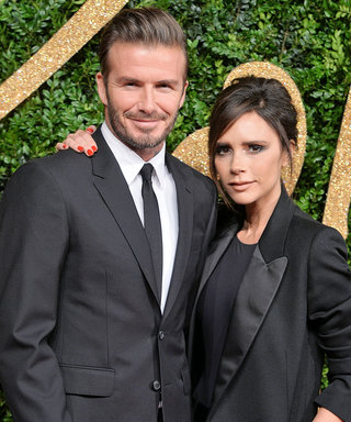 """See Victoria Beckham's Sweet Photo with Her """"Soulmate,"""" David Beckham"""