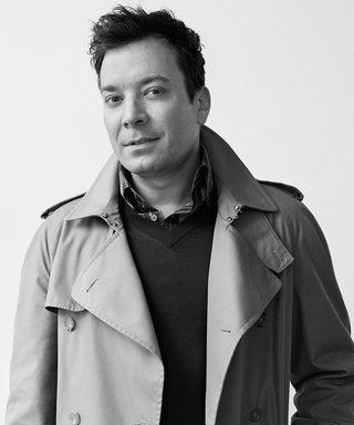 Jimmy Fallon Reveals His Go-To Photo Pose, Talks Fatherhood, and More