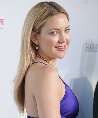 Kate Hudson's Under-Eye Treatment Looks Like Something Out of a Sci-Fi Movie