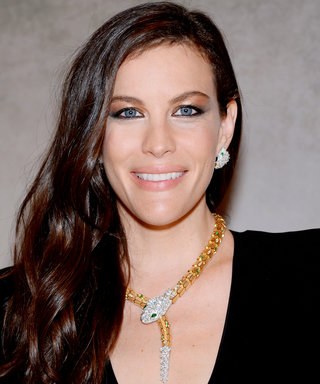 Liv Tyler Just Posted a Photo of Her Youngest Son, and He Looks Just Like Her