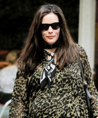 Liv Tyler's Latest Maternity Look Is Completely Wild