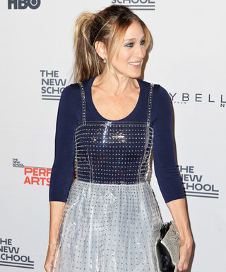 Sarah Jessica Parker, Donna Karan, Honored During Parsons Students' Avant-Garde Fashion Show