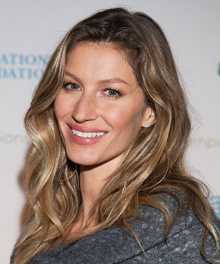 Gisele Bündchen Is the Luigi to Her Son's Mario in Epic Halloween Snap