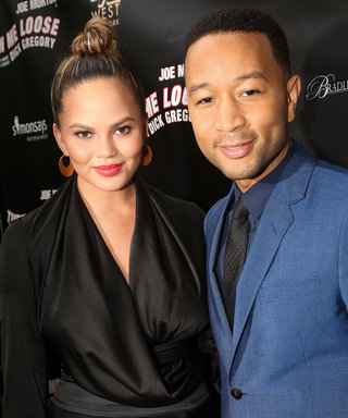 John Legend Puts Baby Luna to Sleep with His New Album—See the Sweet Moment
