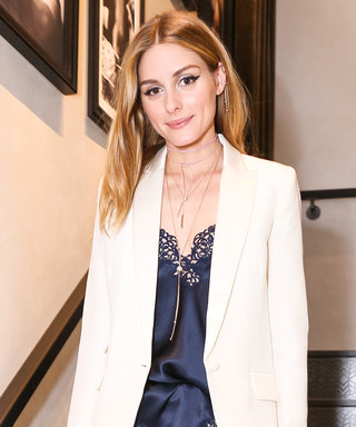 This Is Olivia Palermo's Genius Trick for Turning a Shoelace Into a Trendy Accessory