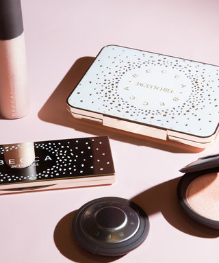 Here's What Jaclyn Hill's Champagne Collection for Becca Looks Like on Real People