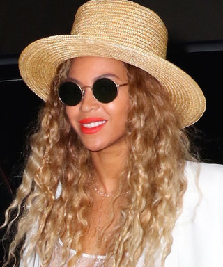 Beyoncé Is a Tall Glass of Lemonade in Her Latest Office-Appropriate Outfit