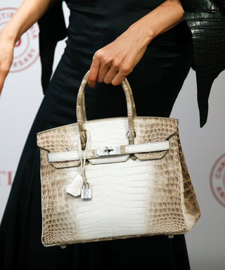 A Birkin Bag Just Sold for More Than $300,000 at Auction, Making It the Most Expensive Handbag—Ever!