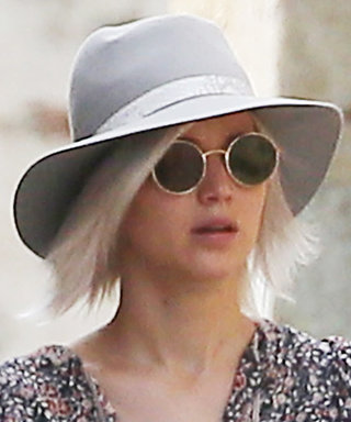 Jennifer Lawrence Wears Her Favorite Boho Dress in Italy Before Friend's Wedding