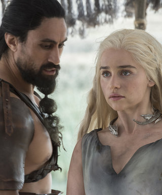 Watch Game of Thrones's Emilia Clarke Dance and Rap with Khal Moro
