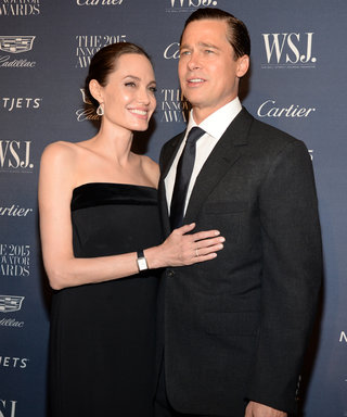 21 Times Birthday Girl Angelina Jolie and Brad Pitt Were Hollywood's Hottest Couple