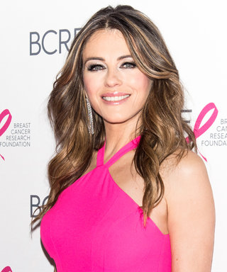 Elizabeth Hurley Just Photobombed Her Son's Selfie—and Made Our Day