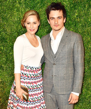 Homeland'sRupert Friend Elopes with Aimee Mullins in Quaint Countryside Ceremony