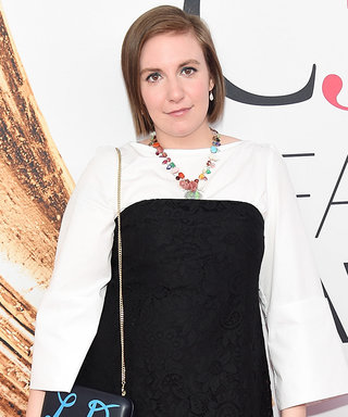 Lena Dunham Wore Fluffy Bunny Heels to the CFDA Awards, and You Have to See Them