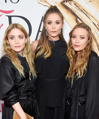 The Olsen Trio Makes a Very Rare Appearance Together at the 2016 CFDA Awards