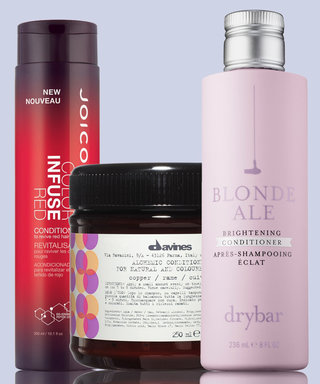 Why All Bottle Blondes (And Brunettes and Redheads!) Need a Color-Depositing Conditioner