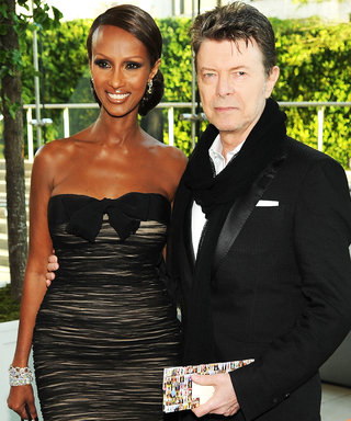Iman Honors Late Husband David Bowie with a Touching 'Gram on Their 24th Anniversary