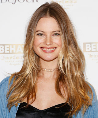 Behati Prinsloo Shows Off Her Unique Maternity Style (and Growing Bump)
