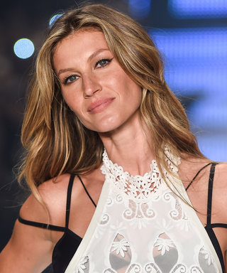 Gisele Bündchen Looks Gorgeous Riding a Horse at Sunset