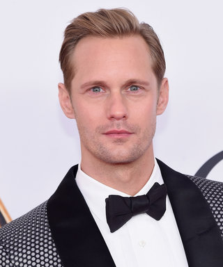 There's a Brand New Picture of Alexander Skarsgard's Amazing Abs from Tarzan