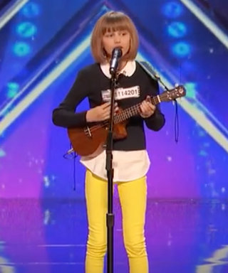 Simon Cowell Thinks This 12-Year-Old America's Got Talent Contestant Is the Next Taylor Swift