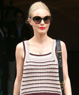 Kate Bosworth Rings in Summer with a Hippie-Chic Daytime Ensemble