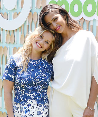 Reese Witherspoon Supports Fellow Mom Camila Alves at Her Target Baby Food Celebration in L.A.