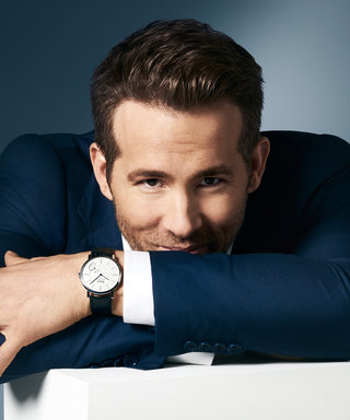 Ryan Reynolds Is the Epitome of Charming as Piaget's New Brand Ambassador