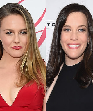 "Alicia Silverstone and Liv Tyler Throw Back to Their ""Crazy"" Days"