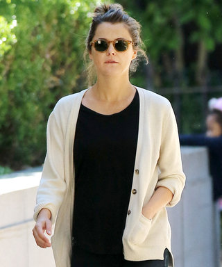 Keri Russell Rocks Skinny Jeans Two Weeks After Giving Birth, Looks Amazing