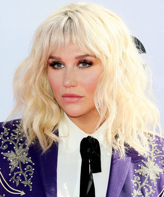 You Need to See Kesha's Surprising New Hair Color