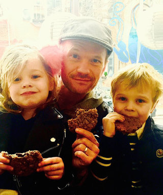 Neil Patrick Harris's 5-Year-Old Twins Are the Cutest Mountain Climbers in This New Photo