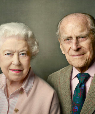 See Queen Elizabeth and Prince Philip's (70th!)  Anniversary Portrait