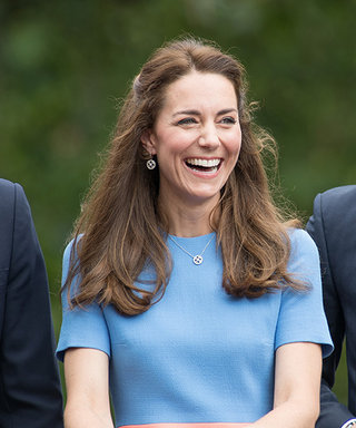 Kate Middleton Is Pretty in Periwinkle for the Queen's Birthday Street Party