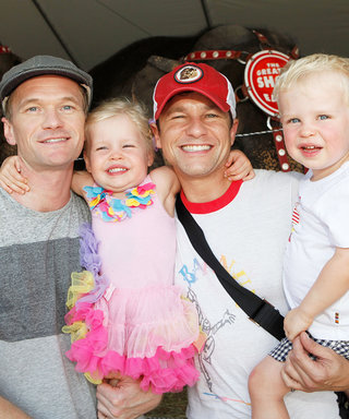 Neil Patrick Harris's Twins Graduated Preschool—See How They Celebrated