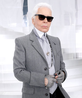 Karl Lagerfeld's New Sketching Toolbox Proves He's the Master of Opulence