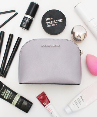 These Are the Products That Have the Honor of Being Crammed Into My Travel Beauty Bag This Summer