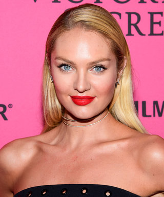 Candice Swanepoel Shows Off Her Growing Baby Bump in New Instagram