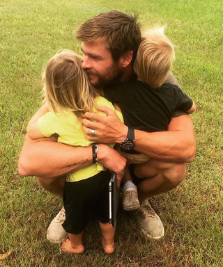 Celebrate Father's Day with Some of the Cutest Celebrity Insta-Dads