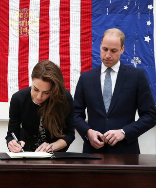 Kate Middleton and Prince William Stand in Solidarity with the U.S. in Wake of Orlando Shooting