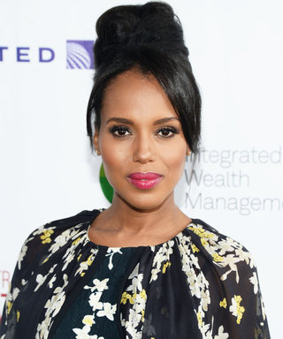 Real-Life GladiatorKerry Washington Partners to Fight Domestic Abuse for Third Year