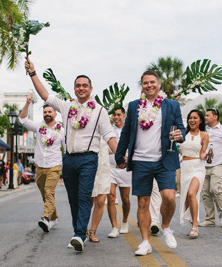Our Leap Day Wedding in Key West Is Proof That #LoveWins