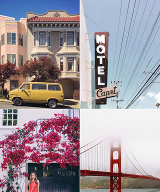 Follow These 8 'Grammers for All Things San Francisco