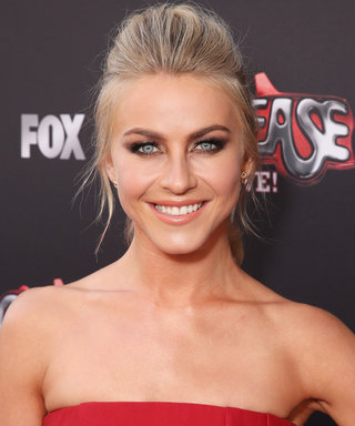 Julianne Hough's Hairstylist Has the Craziest Trick for the Perfect Ponytail