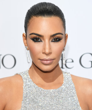 These Are the Exact Products Kim K. Puts on Her Face Every Day