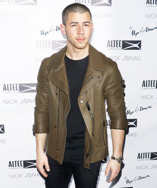 Nick Jonas Launches a Collection of Headphones and We're Already Obsessed