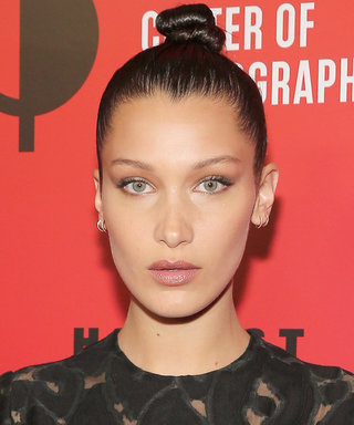 Bella Hadid Has Us Reaching for Our Lace-Up Boots in Her Latest Date Night Outfit with The Weeknd